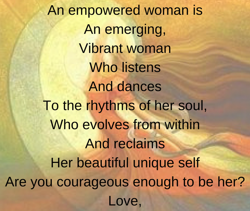 Messages From the Feminine Soul